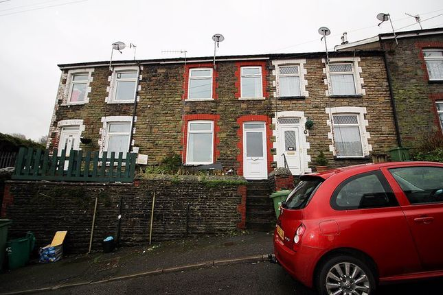 3 bed terraced house for sale in Danygraig Street, Graig, Pontypridd CF37