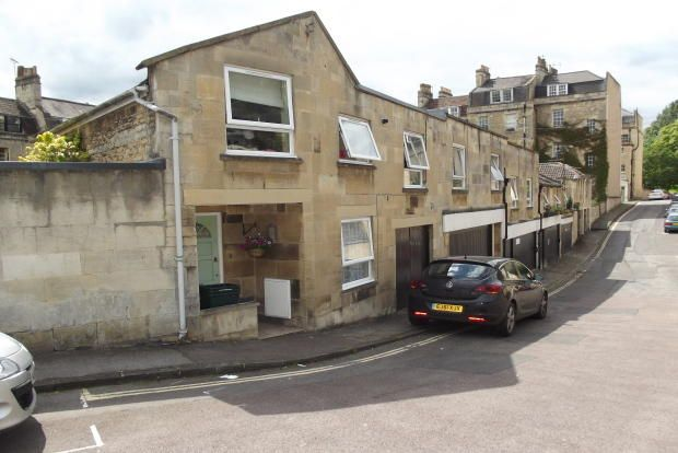 Thumbnail Mews house to rent in Park Street Mews, Bath