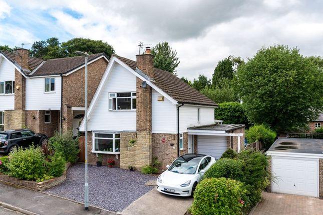 Thumbnail Detached house for sale in Robert Moffat, High Legh, Knutsford