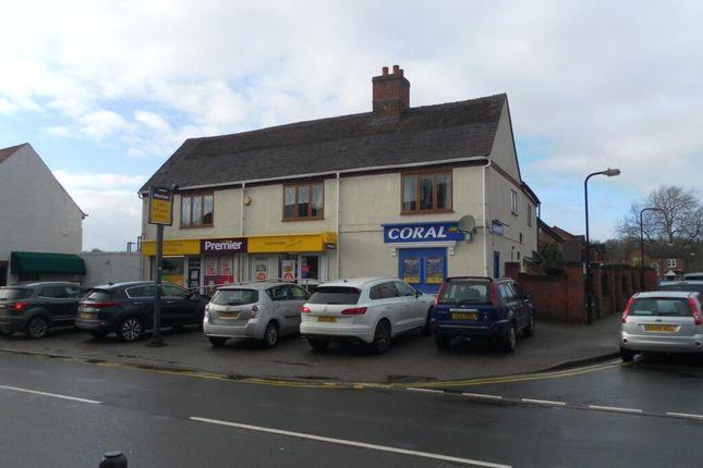 Thumbnail Retail premises for sale in Bridge Street, Polesworth, Tamworth