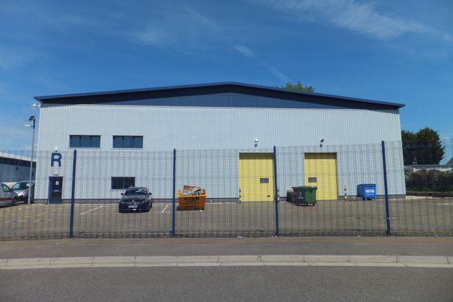 Thumbnail Industrial for sale in Unit R Oyo Estate, Arndale Road, Littlehampton