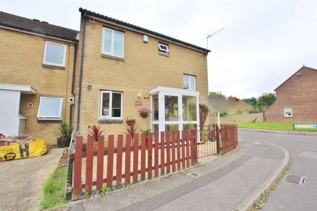 2 Bed End Terrace House For Sale In Helyar Road Strouden Park Bournemouth