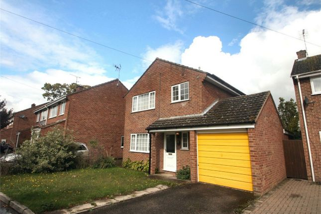 Thumbnail Detached house to rent in Darell Gardens, Frampton On Severn, Gloucestershire