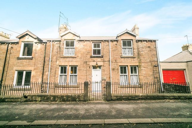 Thumbnail Terraced house for sale in Grove Terrace, Burnopfield, Newcastle Upon Tyne