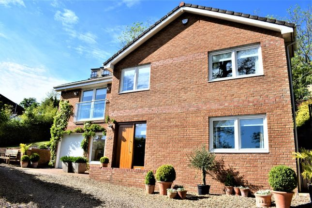 Thumbnail Detached house for sale in Old Mill Road, Bothwell, South Lanarkshire