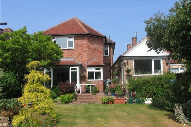 Thumbnail Detached house to rent in Seven Oaks Crescent, Bramcote, Nottingham
