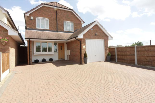 Thumbnail Detached house for sale in Stanway Road, Benfleet