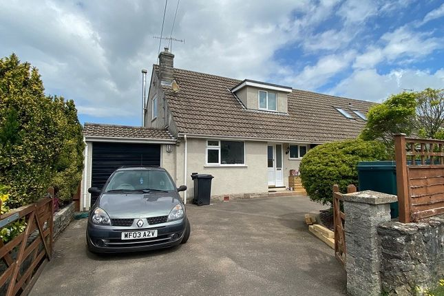 Thumbnail Semi-detached house for sale in The Lynch, Winscombe, North Somerset.