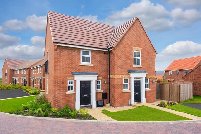 "Thumbnail End terrace house for sale in ""Lewes"" at Shipton Road, Skelton, York"