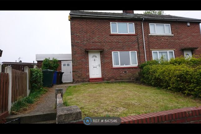 Thumbnail Semi-detached house to rent in Raymond Road, Barnsley