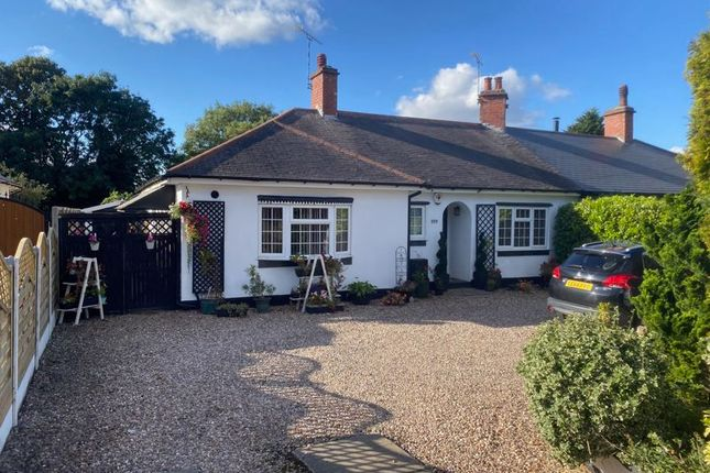3 bed semi-detached bungalow for sale in Coventry Road, Nuneaton CV10