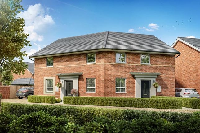 """2 bed flat for sale in """"Leiston"""" at Boundary Close, Henlow SG16"""