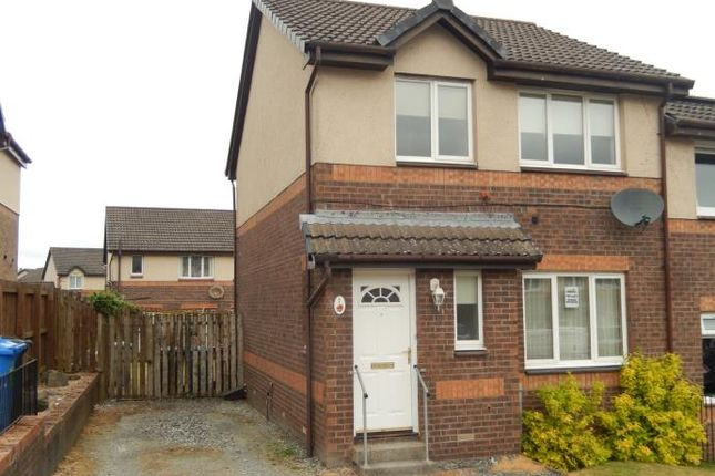 Thumbnail Semi-detached house to rent in Oakbank, Lesmahagow, Lanark