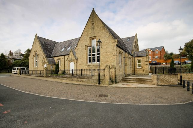 2 bed flat to rent in The School House, School St, Bromley Cross, Bolton, Lancs BL7