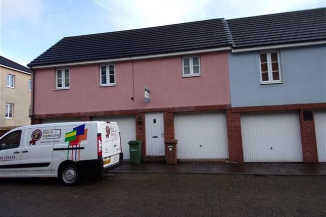Thumbnail Property to rent in Buzzard Way, Penallta, Hengoed