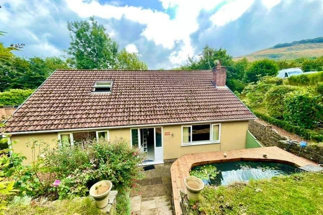 Thumbnail Bungalow for sale in Sunnyside Bungalow, Old Furnace, Pontypool