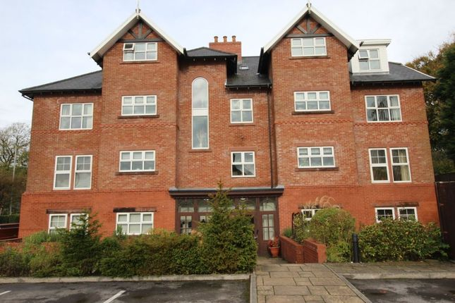 Thumbnail Flat to rent in Station Road, Marple, Stockport