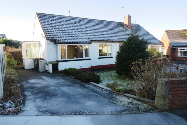 Thumbnail Semi-detached bungalow for sale in Moorlands Avenue, Yeadon, Leeds