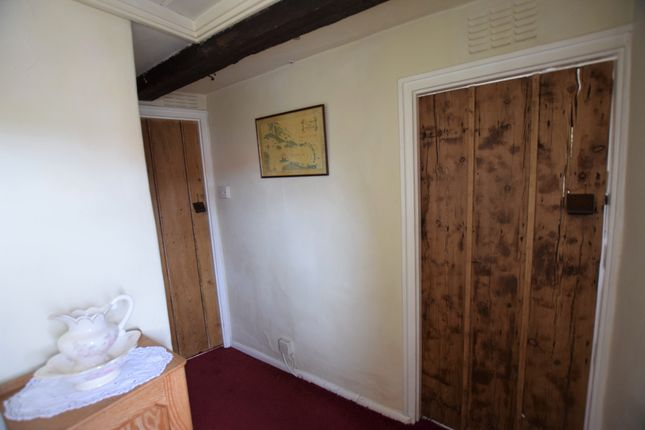 Period Doors of High Street, Pevensey BN24