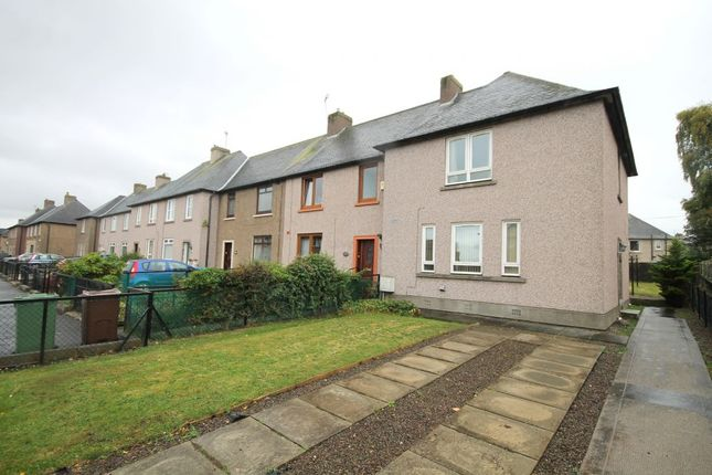 Thumbnail End terrace house for sale in 40 Windsor Park, Musselburgh