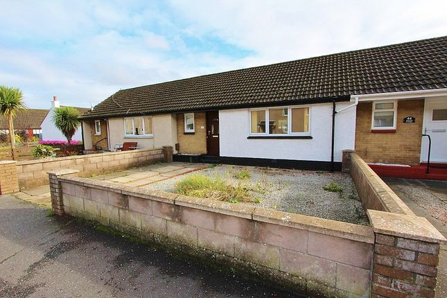 Thumbnail Terraced bungalow for sale in 42 Main Street, Sandhead