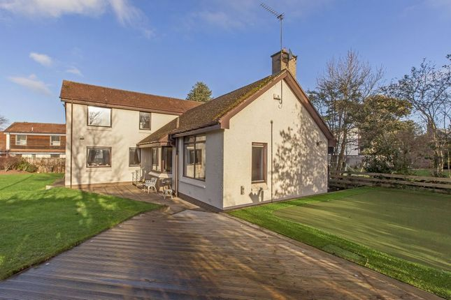 Thumbnail Detached house for sale in 8 Hamilton Road, North Berwick