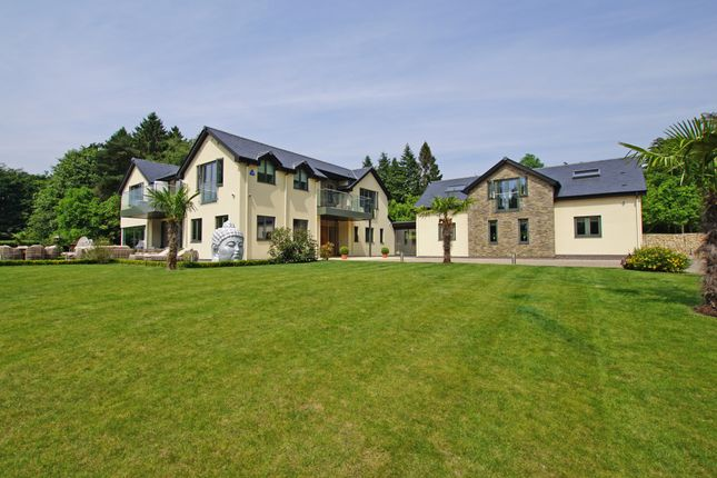 Thumbnail Detached house for sale in Mearse Lane, Barnt Green