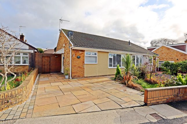 Semi-detached bungalow for sale in Underhill Drive, Tonteg, Pontypridd
