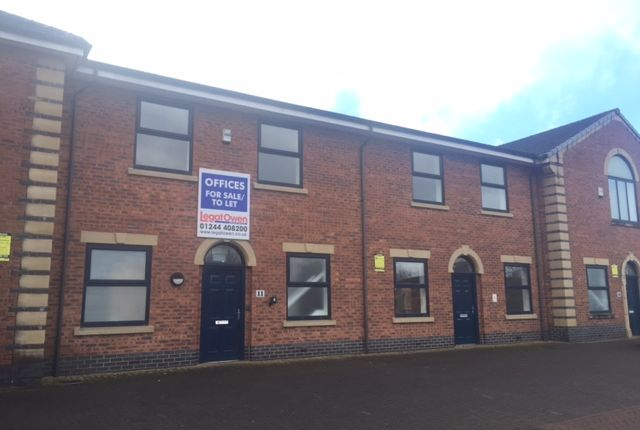 Thumbnail Office to let in Ellice Way, Wrexham Technology Park, Wrexham, North Wales