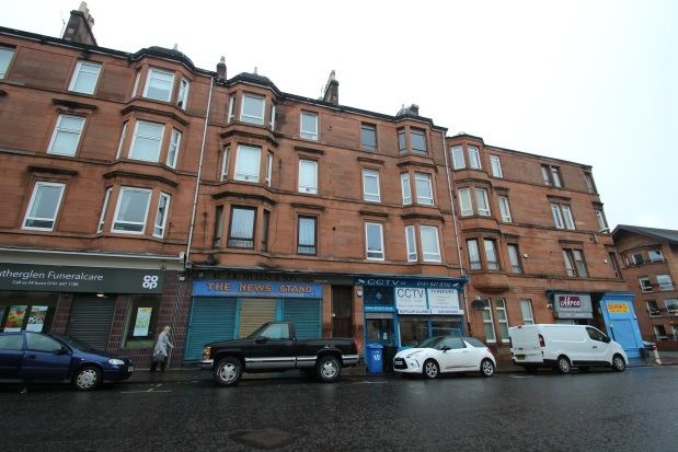Thumbnail Flat to rent in Queen Street, Rutherglen, Glasgow