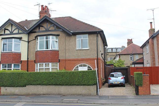 Thumbnail Maisonette for sale in Chelmsford Road, Harrogate, North Yorkshire