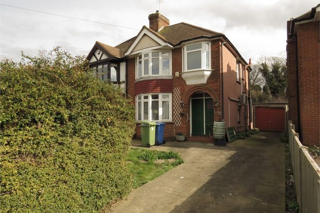 Thumbnail Semi-detached house to rent in Chalkwell Road, Sittingbourne, Kent