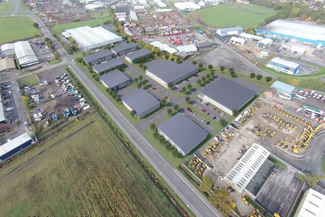 Industrial for sale in Whisby Road, Lincoln