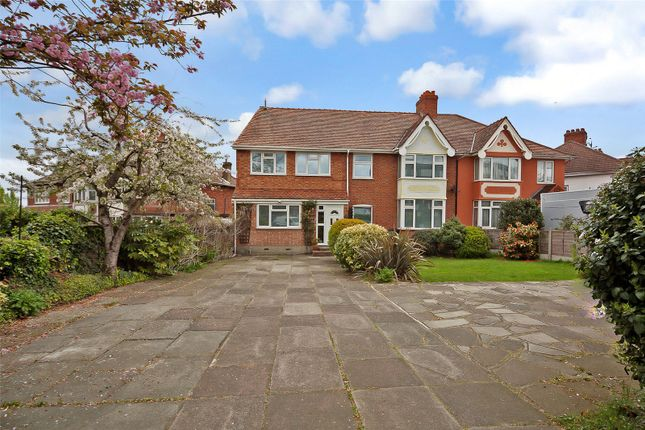 Thumbnail Semi-detached house for sale in Southwood Road, New Eltham, London