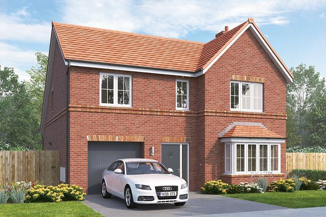 """Thumbnail Detached house for sale in """"The Overbury"""" at Wellfield Road North, Wingate"""