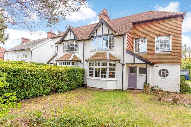 Thumbnail Maisonette for sale in Green Lane, Chesham Bois, Amersham, Buckinghamshire