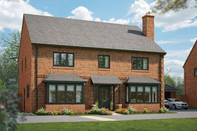 """Thumbnail Detached house for sale in """"The Florentina"""" at Field End, Witchford, Ely"""