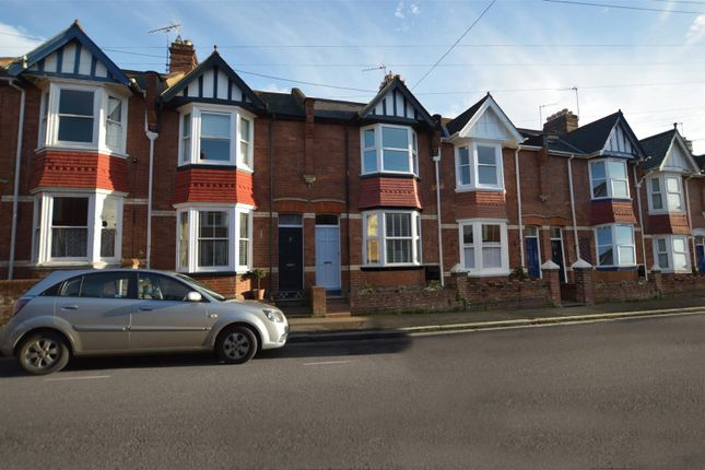 Thumbnail Terraced house to rent in East Grove Road, St. Leonards, Exeter