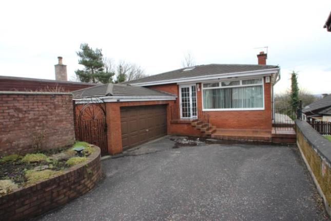 Thumbnail Detached house for sale in Grahamshill Street, Airdrie, North Lanarkshire
