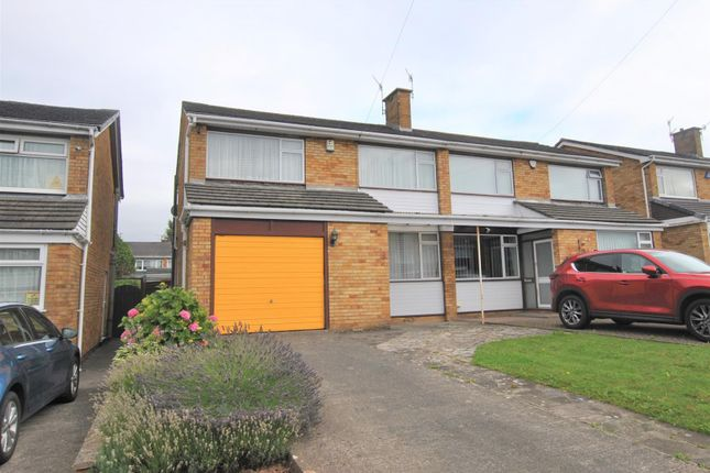 Thumbnail Semi-detached house for sale in Longway Avenue, Whitchurch, Bristol