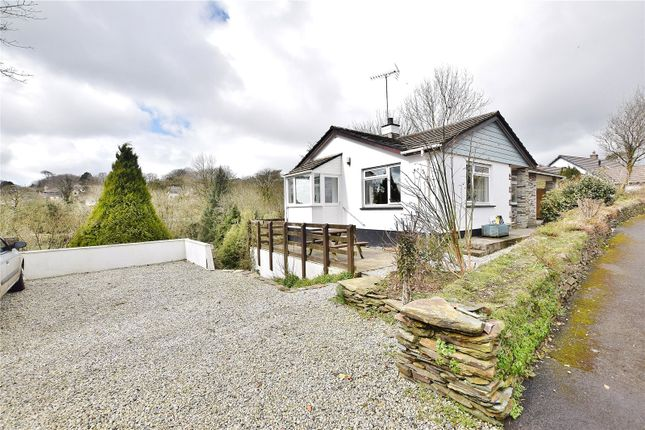 Thumbnail Bungalow for sale in Warrens Field, Camelford