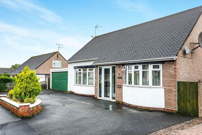 Thumbnail Bungalow for sale in Bryn Twr, Abergele