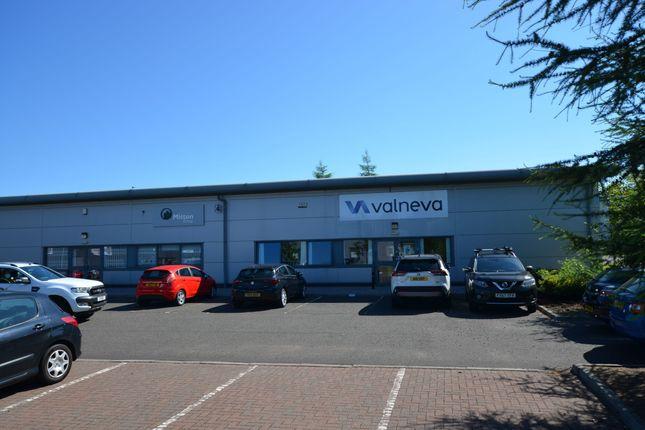 Office to let in Ashwood Court, Oakbank Business Park, Livingston
