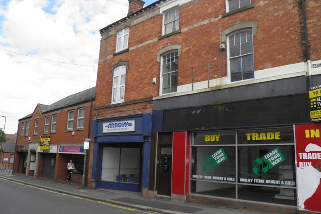 Thumbnail Flat to rent in Church St, Ripley, Derbyshire