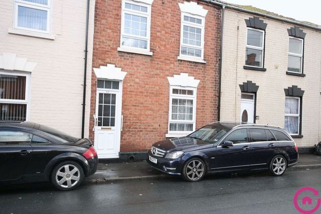 Thumbnail 3 bed terraced house for sale in Blenheim Road, Tredworth, Gloucester