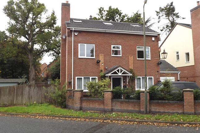 Thumbnail Detached house for sale in Tanhouse Lane, Church Hill North, Redditch