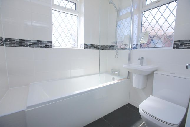 Bathroom of Burgess Drive, Failsworth, Manchester M35
