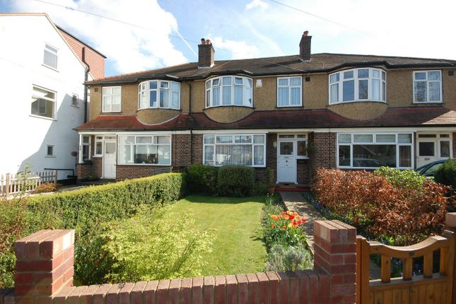 Thumbnail Terraced house for sale in Falcon Road, Hampton