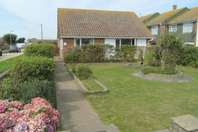 Thumbnail Bungalow to rent in Seaview Road, Peacehaven