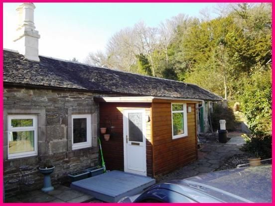 Thumbnail Cottage to rent in Easter, Kilcreggan Helensburgh